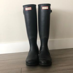 Hunter Original Tall Rainboots